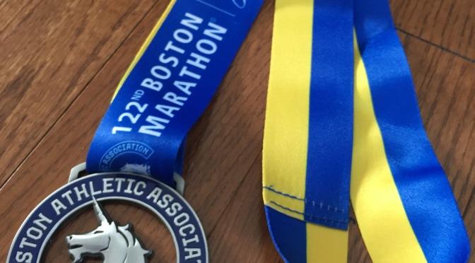 Boston Marathon 2018, a Heartfelt Effort